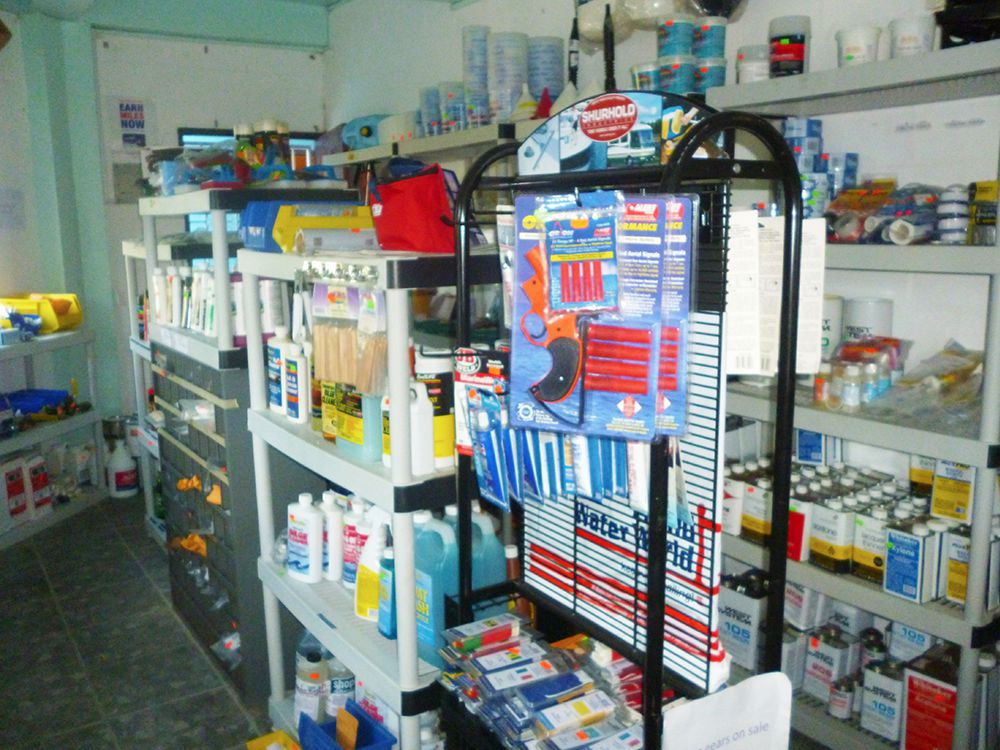 All the essentials at our chandlery